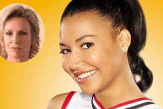 "Glee Co-Star Jane Lynch Pays Tribute to Naya Rivera: ""What a Force You Were"""