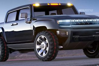 GMC Drops More Details About Its 2022 Hummer EV Pickup and SUV