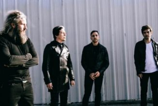GONE IS GONE Feat. MASTODON, AT THE DRIVE-IN, QUEENS OF THE STONE AGE Members: Listen To New Song 'Everything Is Wonderfall'