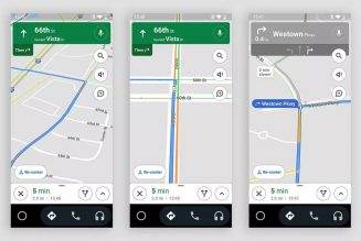 Google Maps is Testing New Traffic Light Feature