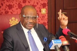 Governor Wike: I want to be remembered by my legacies