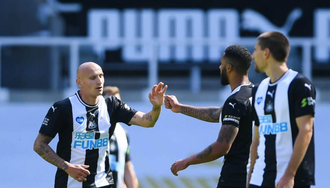 'Having the season of his life' – Some Newcastle fans in awe of 28-yr-old's display vs West Ham