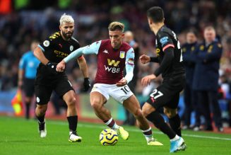 'He needs to go', 'Let him go' – Some Villa fans react as Grealish comments on his future