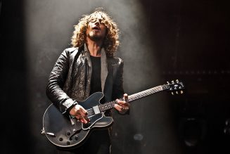 Hear Chris Cornell Cover Guns N' Roses' 'Patience'