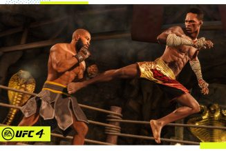 HHW Gaming: EA Announces 'UFC 4' Will Be Superman Punching Its Way Onto PS4 & Xbox One In August
