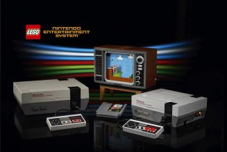 HHW Gaming: LEGO Is Dropping A Nintendo Entertainment System Building Kit For Adults