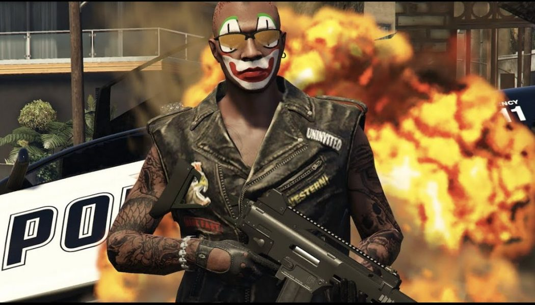 """Ho99o9 Unleash Grand Theft Auto-Style Music Video for New Song """"Pigs Want Me Dead"""": Watch"""