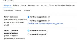 How to enable and use Gmail's AI-powered Smart Reply and Smart Compose tools
