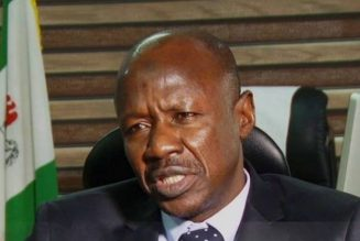 Ibrahim Magu 'suspended' as acting EFCC chairman