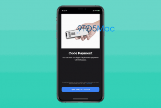 iOS 14 might let you scan QR codes to use Apple Pay
