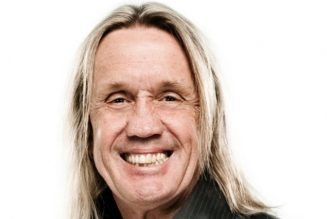IRON MAIDEN's NICKO MCBRAIN Recalls Moment He Gave His Heart To God And Asked Jesus In His Life