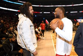 J. Cole Announces 2 Singles From New Album 'The Fall Off', Confirms He Has 2 Sons