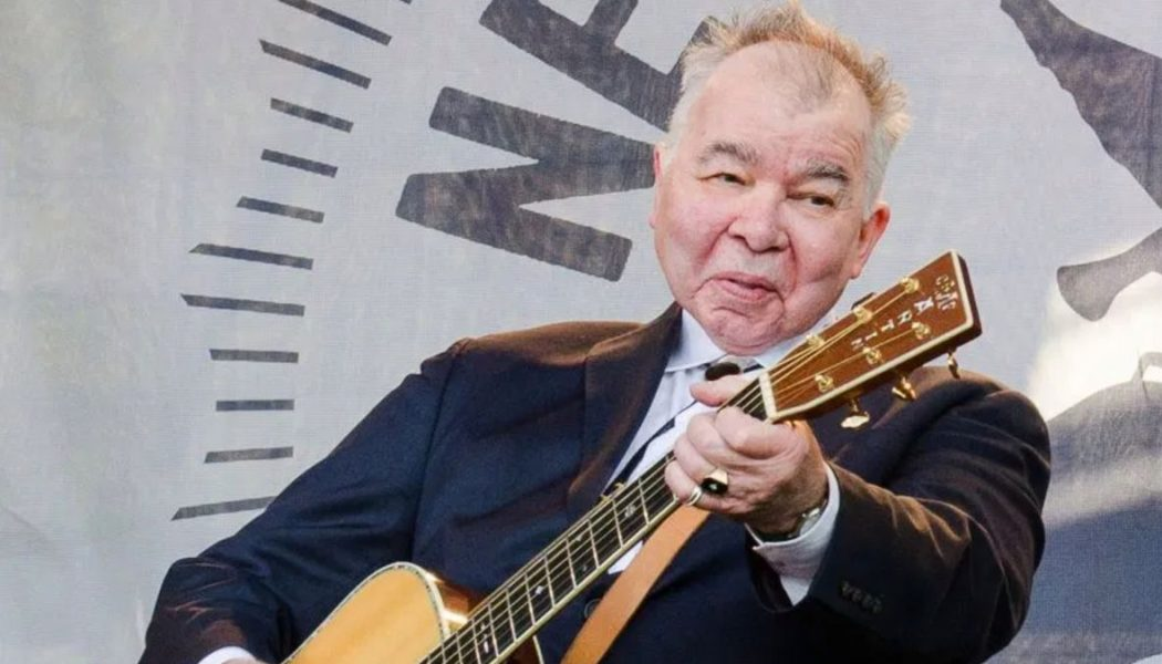 John Prine Named Illinois' First Honorary Poet Laureat