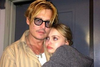 Johnny Depp Admits to Supplying His 13-Year-Old Daughter with Marijuana