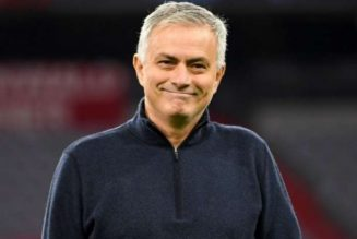 Jose Mourinho claims Arsenal are 'in trouble' ahead of upcoming derby