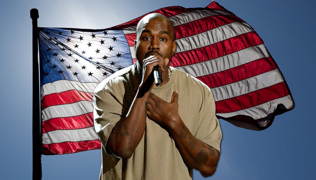 """Kanye Says He is Running for President Under """"The Birthday Party"""", Already Has a VP"""