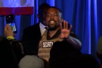 Kanye West Holds First Campaign Presidential Rally in South Carolina
