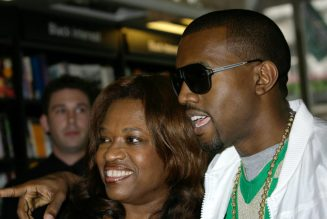 Kanye West Shares New Song 'Donda' in Tribute to Late Mother