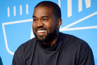 Kanye West Shares 'The West Wing' Presidential Campaign Graphic