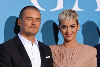 Katy Perry Posts Heartbreaking Video of Orlando Bloom's Tribute to Late Dog Mighty