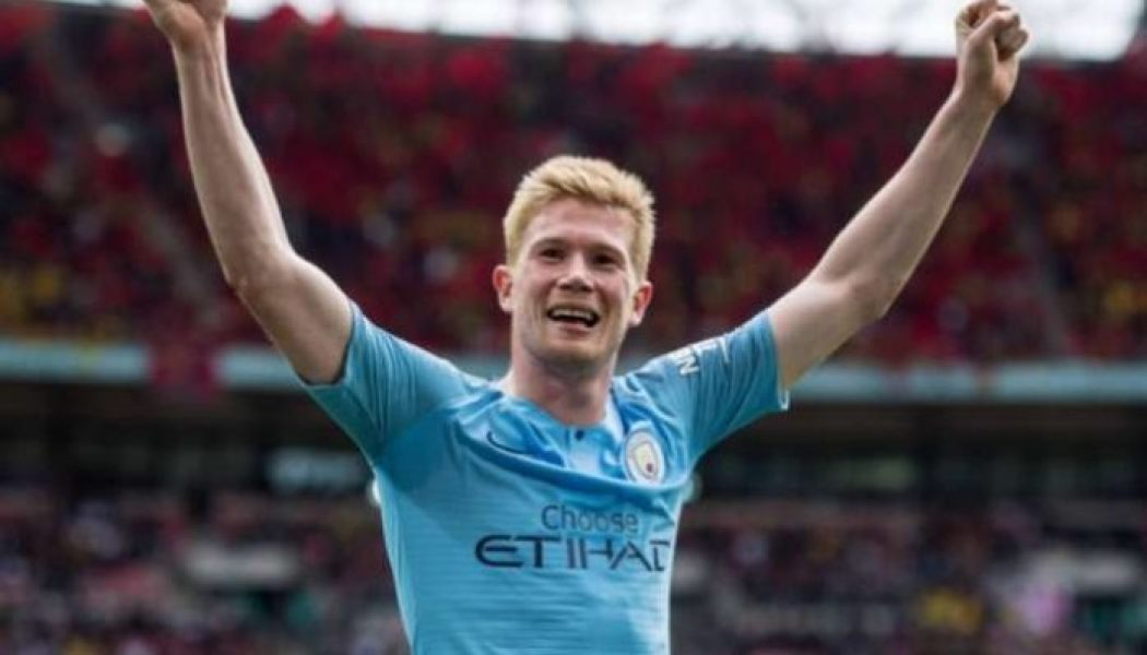 Kevin de Bruyne 'assist' blows up Twitter as Belgian equals Thierry Henry's record