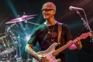 KIM MITCHELL To Release First Album In 13 Years, 'The Big Fantasize'