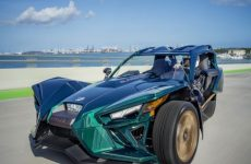 Limited-Run 2020 Polaris Slingshot Grand Touring LE Is the Color of Money