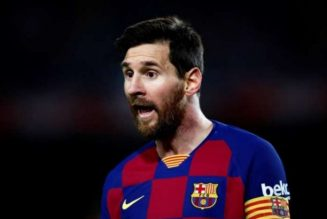 Lionel Messi future is here, in football and after football –Barca chief