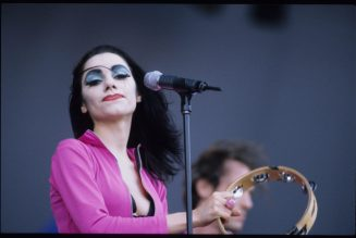Listen to PJ Harvey's Demo of 'Down By the Water'