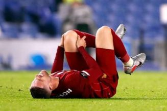 Liverpool skipper out for the rest of the season