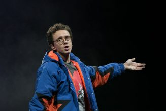 Logic signs to Twitch, exclusively
