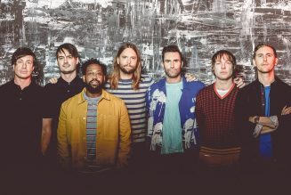 Maroon 5 Announces New Routing for 2021 Tour