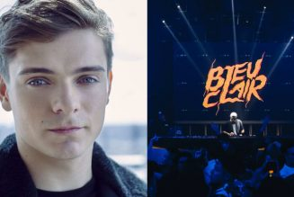 """Martin Garrix Drops First Track from Tech-House Alias Ytram on """"Make You Mine"""" with Bleu Clair"""