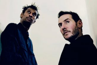Massive Attack Call for Global Change on Audiovisual EP Eutopia