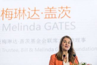 Melinda Gates tasks policymakers on protection of women, girls in fight against coronavirus