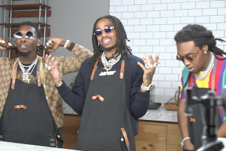 Migos Claim Lawyer Finessed Them Out Of Millions, Quality Control CEO Pee Responds
