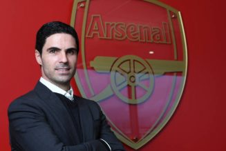 Mikel Arteta says one Arsenal player's 'massive competitor' and 'very intelligent'