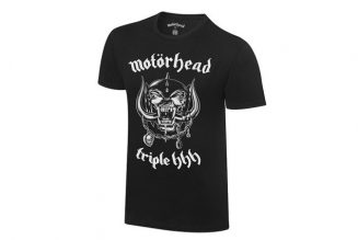 MOTÖRHEAD Teams Up With WWE For New Product Line