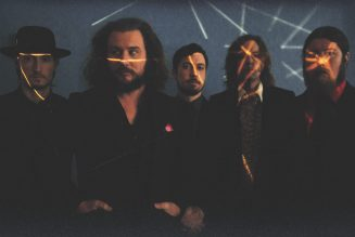 My Morning Jacket Releasing The Waterfall II