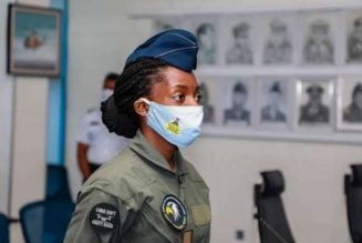 NAF rules out foul play in first female combat pilot's death