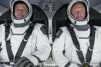 NASA astronauts set to return to Earth in SpaceX's Crew Dragon on August 2nd