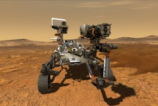 NASA's life-hunting Mars rover is officially on its way to the Red Planet