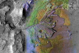 NASA's new Mars rover is about to embark on a hunt for ancient alien life