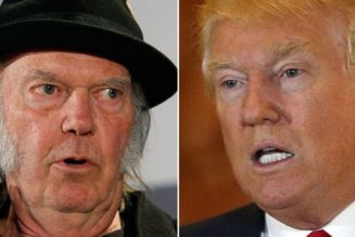 """Neil Young Reworks """"Lookin' for a Leader"""" As Anti-Trump Protest Song: Stream"""