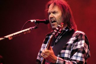 Neil Young Writes Open Letter to Donald Trump Following Mt Rushmore Rally