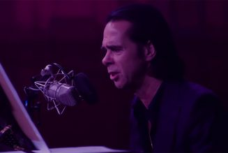 Nick Cave Shares 'Galleon Ship' Performance from Idiot Prayer