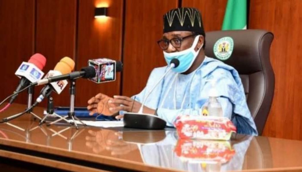 Niger governor, deputy take 30% salary cut as coronavirus hits economy