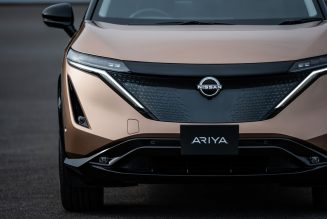 Nissan Ariya electric crossover SUV unveiled with up to 300 miles of range