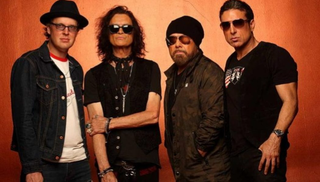 No New BLACK COUNTRY COMMUNION Album Before 2022 At The Earliest