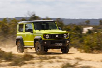 Not a Bronco: 2020 Suzuki Jimny 4×4 Tested in a Tiny Way